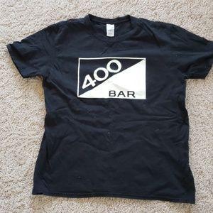 Vintage tshirt from a classic nightclub.